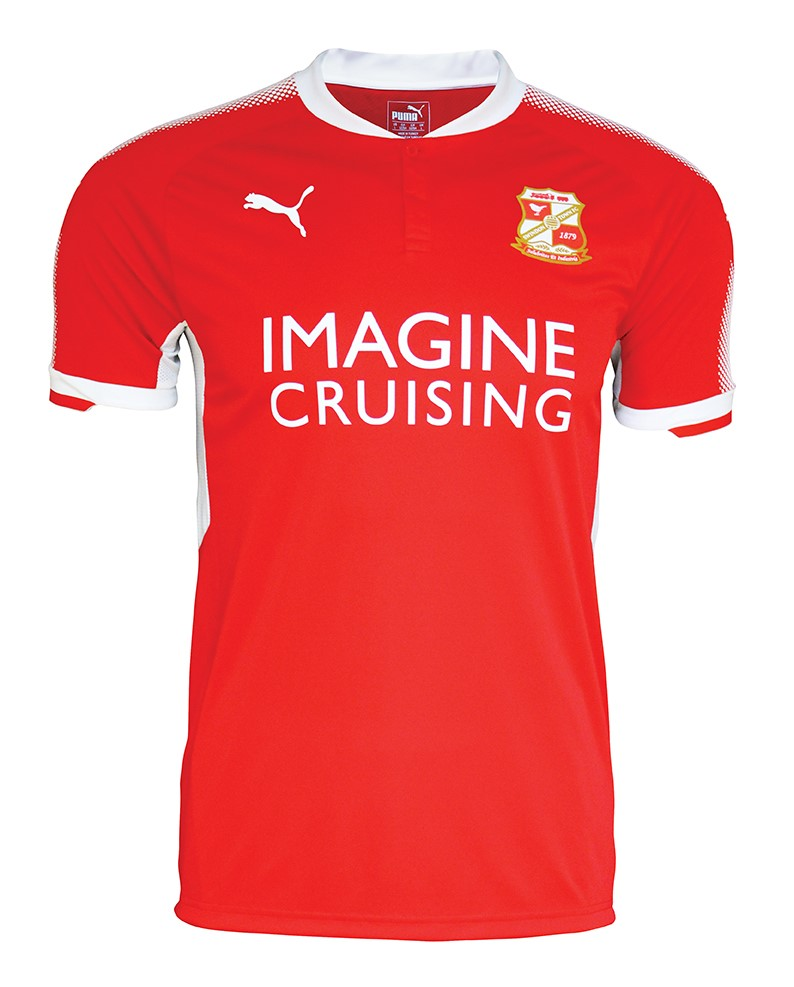 17/18 Kids Home Shirt