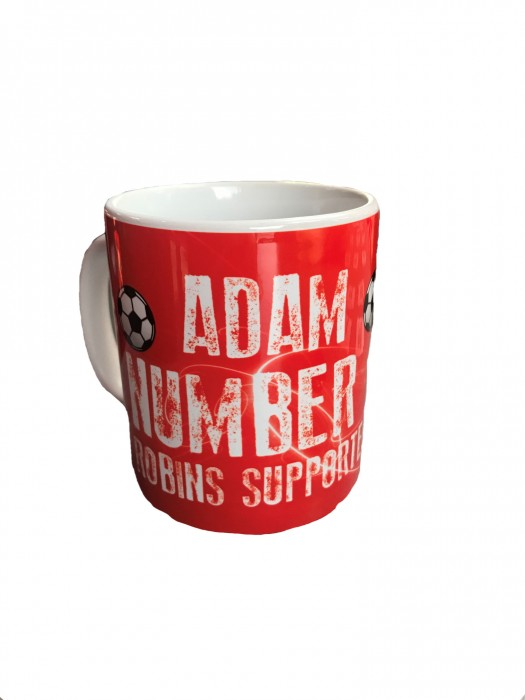 Personalised Mugs E-J