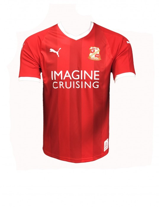 18/19 Adult Home Shirt