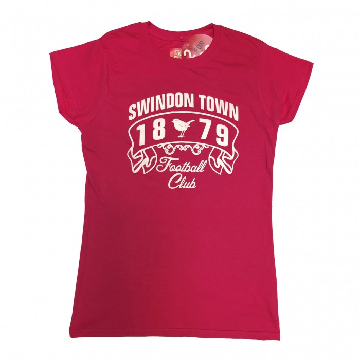 Ladies Scroll Tee