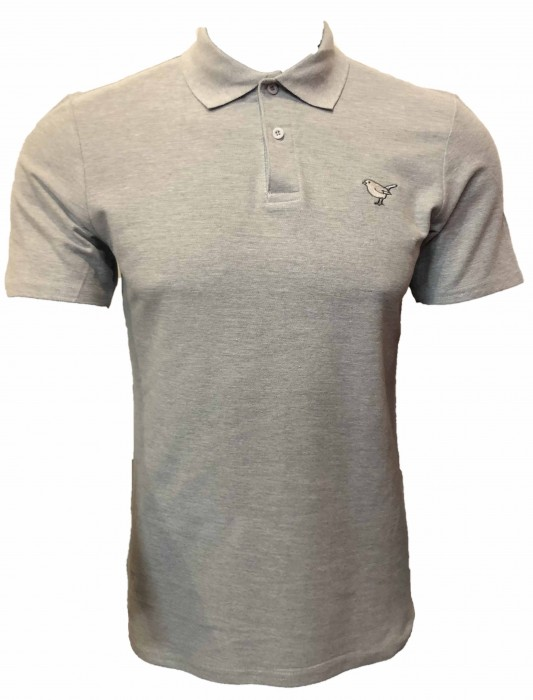 Grey Robin Polo
