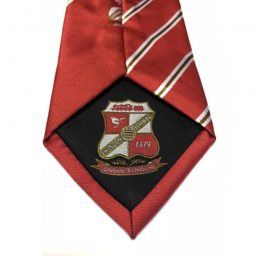 STFC Tie Red